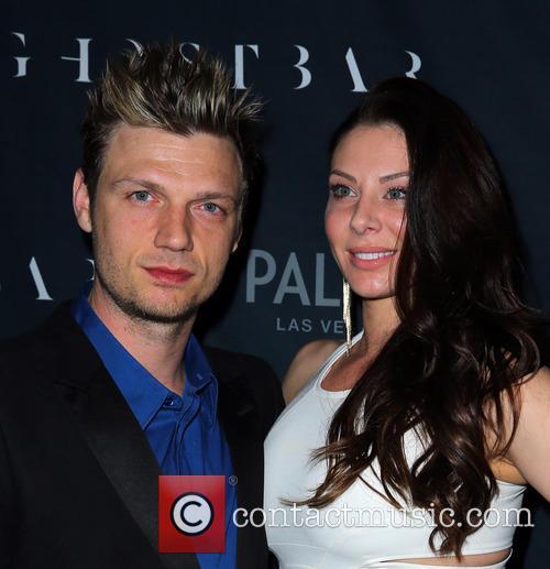 Nick Carter and Lauren Kitt 3