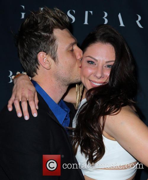 Nick Carter and Lauren Kitt 4