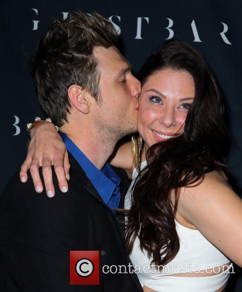 Nick Carter and Lauren Kitt 6