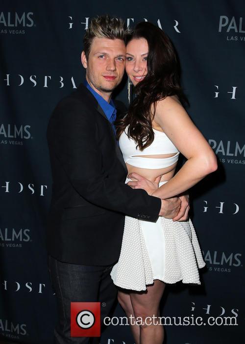 Nick Carter and Lauren Kitt 7