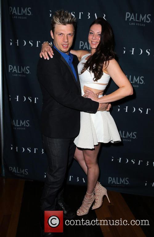 Nick Carter and Lauren Kitt 8