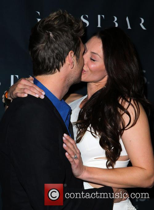 Nick Carter and Lauren Kitt 10
