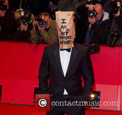 Shia LaBeouf paper bag