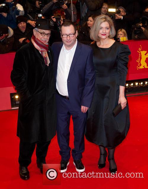 Lars Von Trier and Bente Froge 2