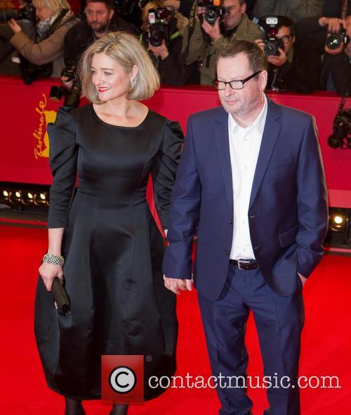 Lars Von Trier and Bente Froge 1