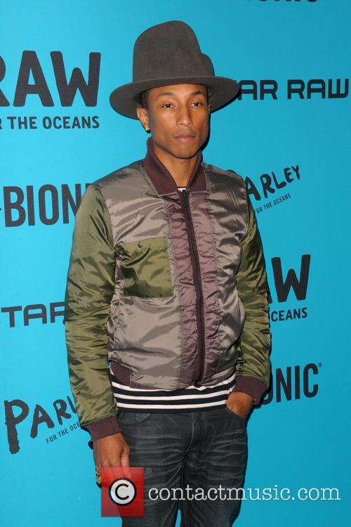 Pharrell Hat The Voice Pharrell William's Hat