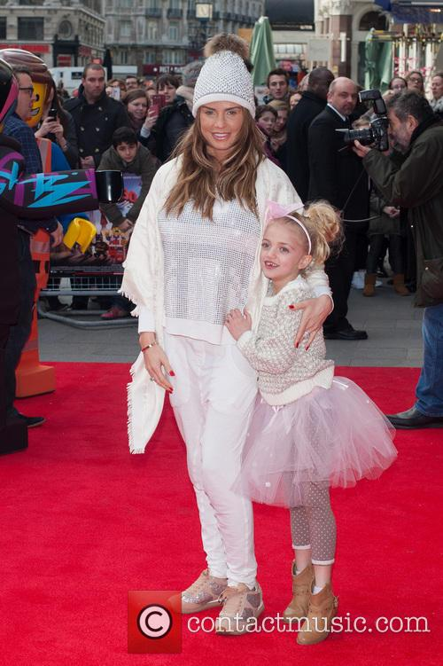 Katie Price and Princess Tiaamii Crystal Esther Andre 8