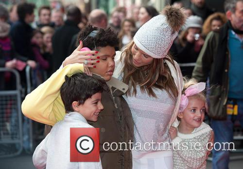 Katie Price, Junior Savva Andreas Andre, Princess Tiaamii Crystal Esther Andre and Harvey Price 3