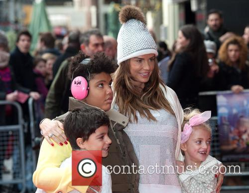 Katie Price, Junior Savva Andreas Andre, Princess Tiaamii Crystal Esther Andre and Harvey Price 4