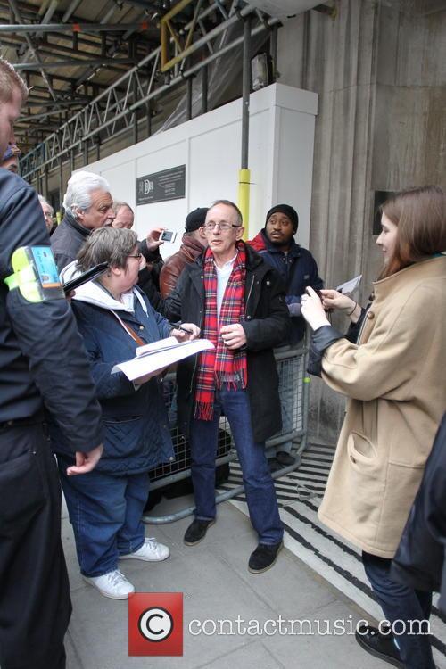 Topper Headon leaving BBC Radio 2