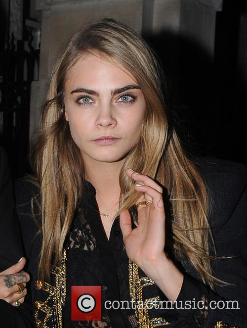 Cara Delevingne, Mulberry's model bag designer