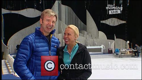 Jayne Torvil and Christopher Dean