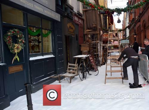 Penny Dreadful Snowy Set