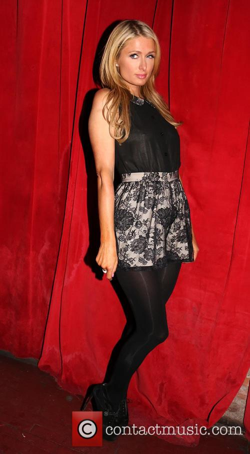 Paris Hilton, New York Fashion Week