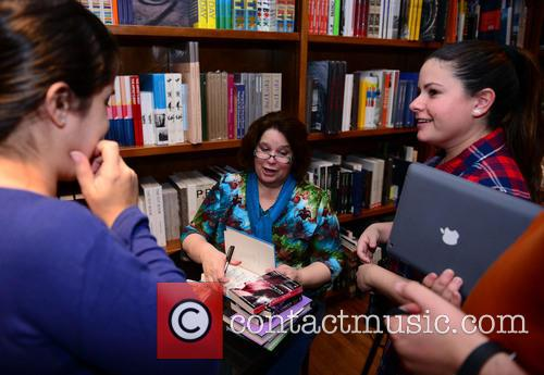 Rachel Caine book signing
