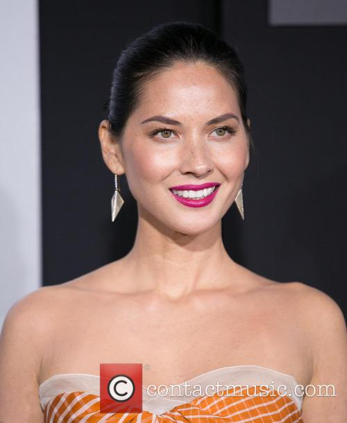 olivia munn columbia pictures robocop los angeles 4062124