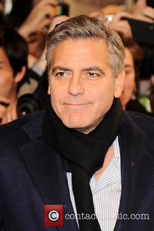 Geirge Clooney