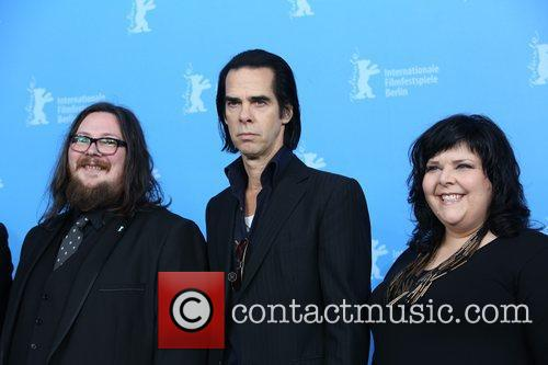 Nick Cave, Jane Pollard and Iain Forsyth 1