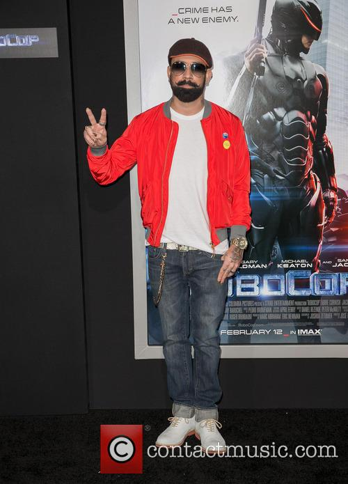 AJ McLean, TCL Chinese Theatre