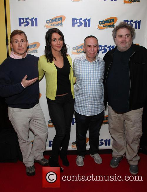 Tom Cotter, Rachel Feinstein, Gilbert Gottfried and Artie Lange 3
