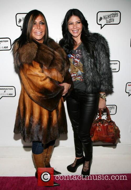 Big Ang and Alicia Dimichele Garofalo 8