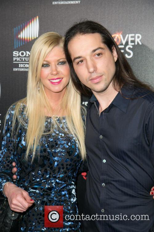 Tara Reid and Erez Eisen 5