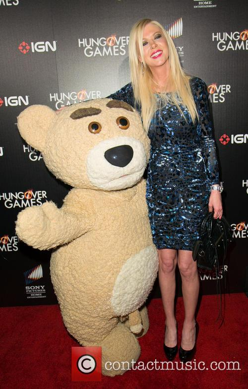 tara reid premiere of the hungover games 4063879