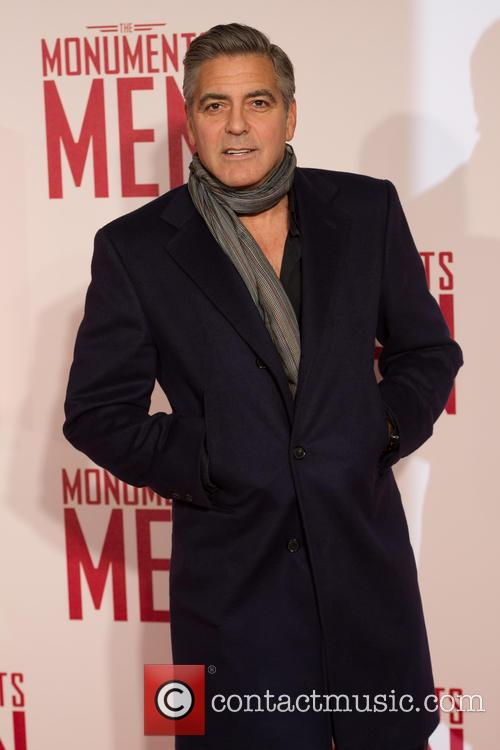 U.K.premiere of 'The Monuments Men' - Arrivals