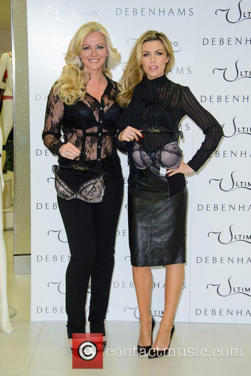 Michelle Mone and Abbey Clancy 3