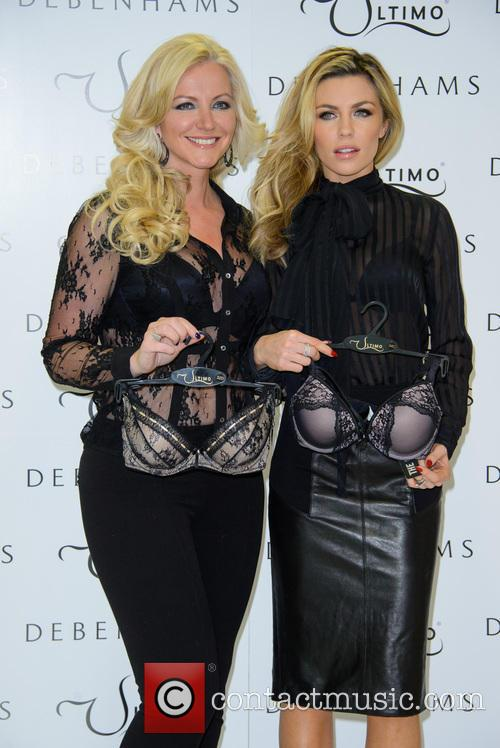 Michelle Mone and Abbey Clancy 4