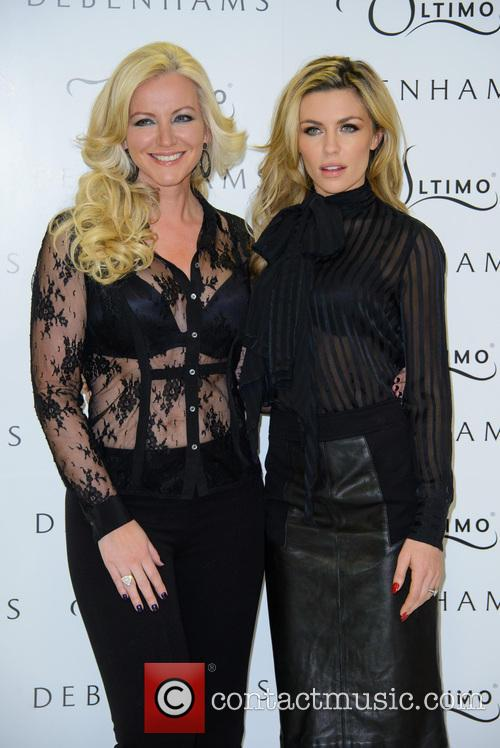 Michelle Mone and Abbey Clancy 1