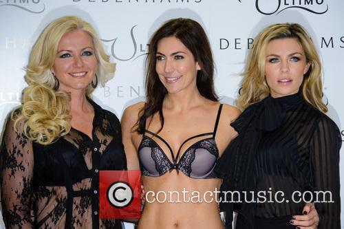 Michelle Mone, Model and Abbey Clancy 8