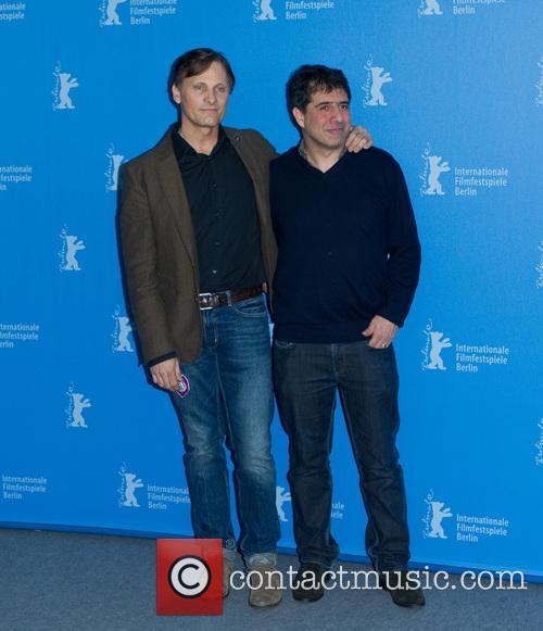 Hossein Amini and Viggo Mortensen 11