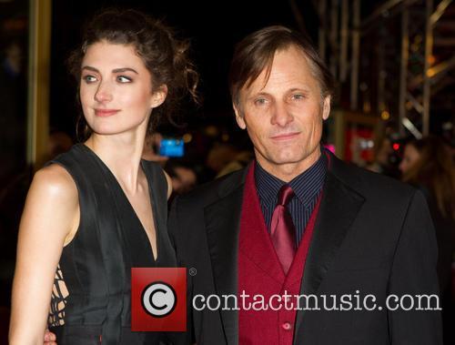 Viggo Mortensen and Daisy Bevan 4