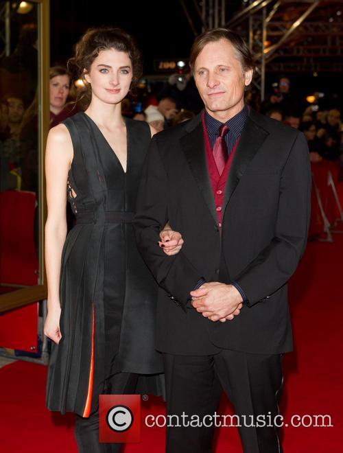 Viggo Mortensen and Daisy Bevan 5