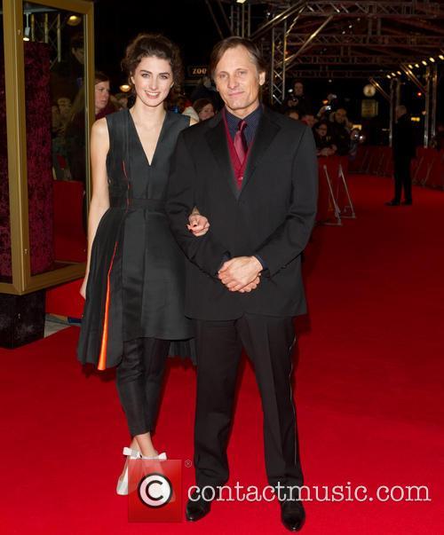 Viggo Mortensen and Daisy Bevan 6