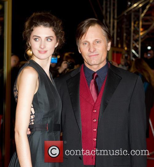 Viggo Mortensen and Daisy Bevan 8
