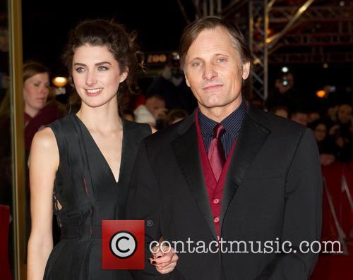 Viggo Mortensen and Daisy Bevan 9