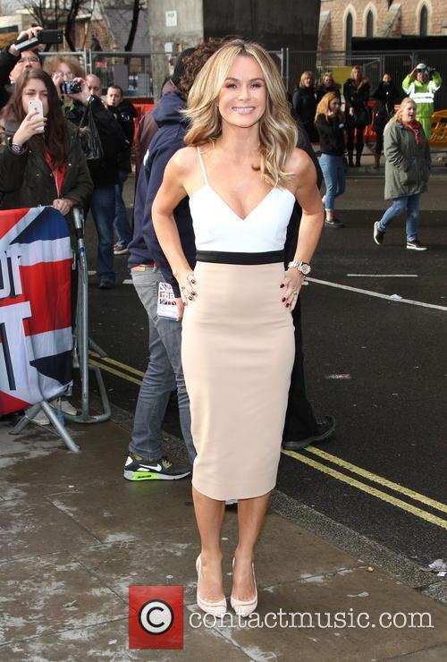 Amanda Holden, Hammersmith,, Britain's Got Talent, Hammersmith Apollo