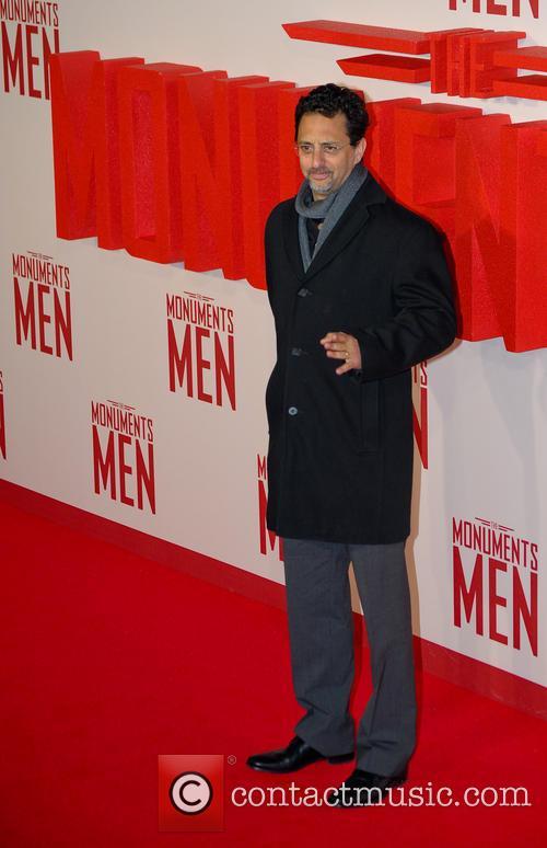 'Monuments Men' U.K. film premiere