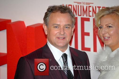 Hugh Bonneville and Lulu Williams 7