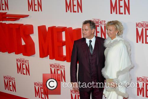 Hugh Bonneville and Lulu Williams 9