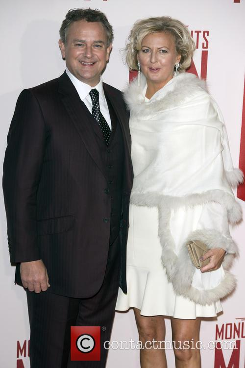 Hugh Bonneville and Lulu Williams 11