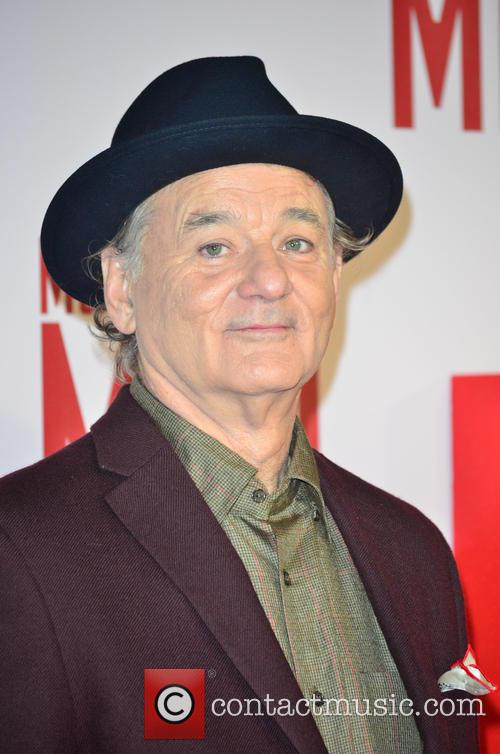 BILL MURRAY, Odeon Leicester Square