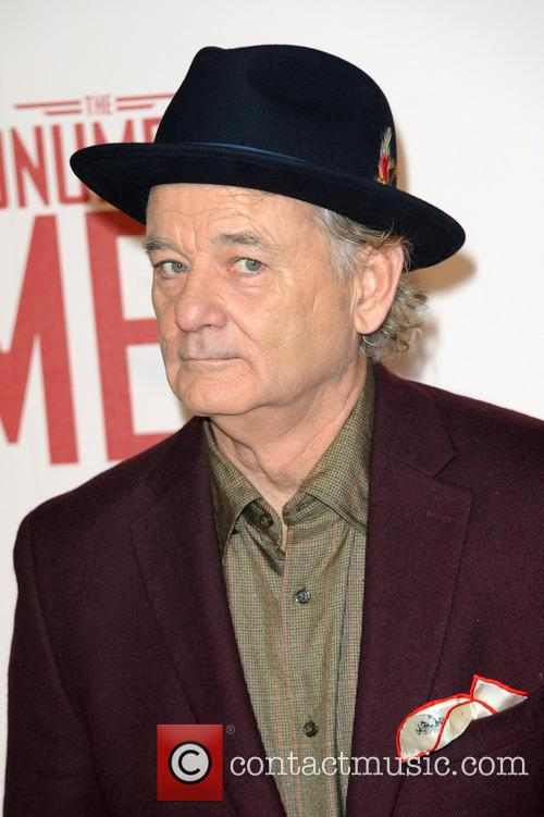 Bill Murray The Mouments Men