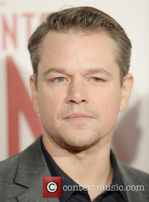 matt damon indiana jones
