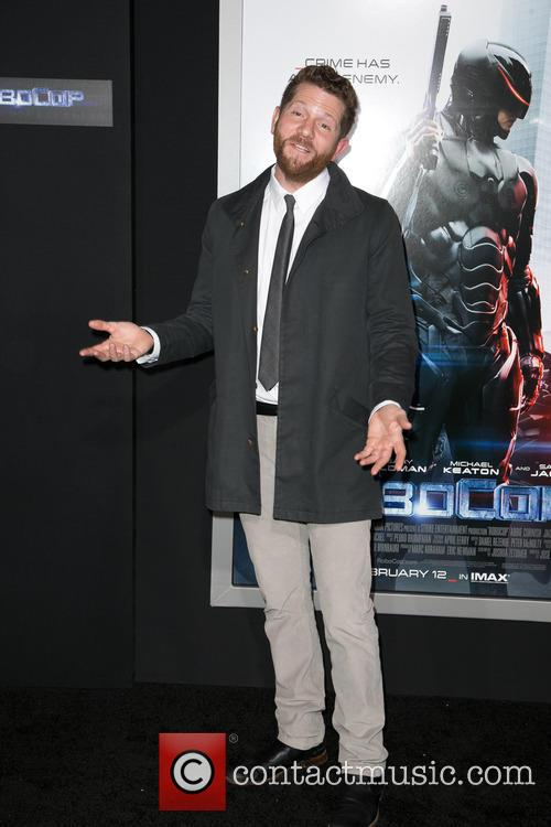 Premiere Of Columbia Pictures Robocop - Red Carpet