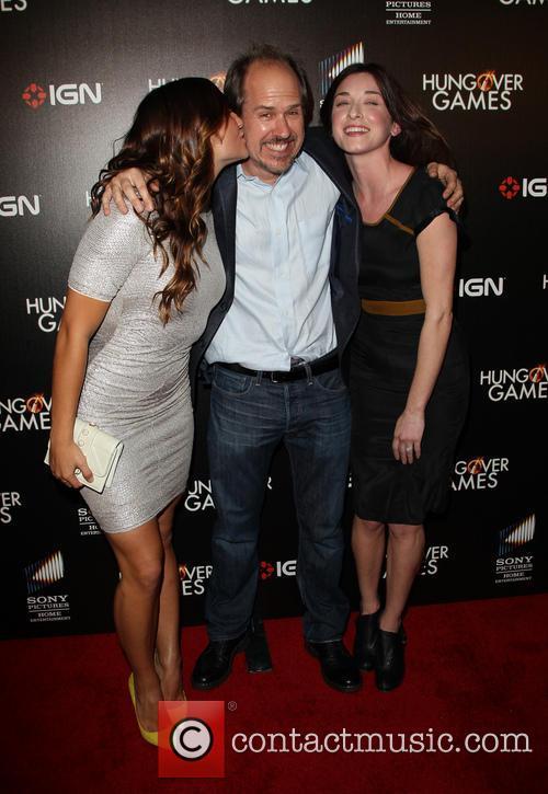 Briana Evigan, Josh Stolberg and Margo Harshma 3