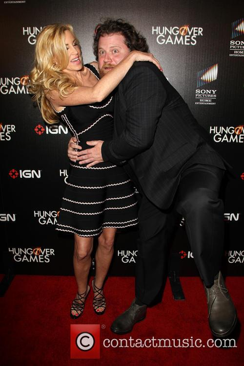 Camille Grammer and Herbert Russell 2