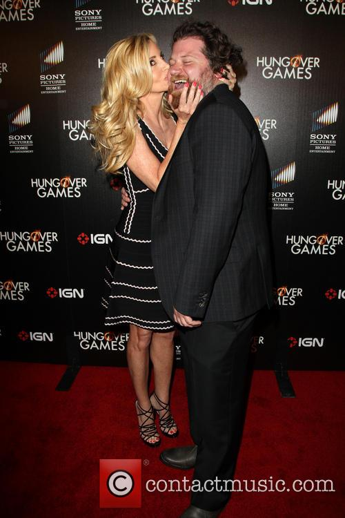 Camille Grammer and Herbert Russell 10